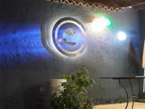 Logo El gusanillo concept