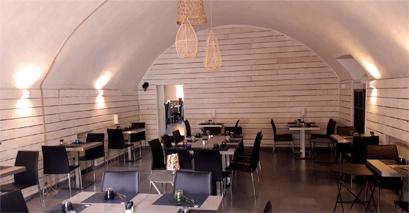 El Gusanillo concept restaurant et pizzéria à St Hippolyte du Fort - salle principale