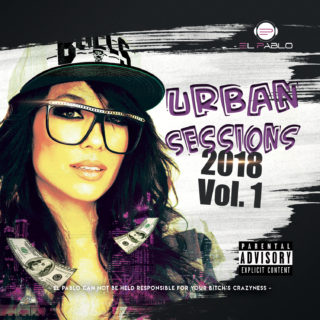 Album Cover Urban Sessions 2018 Vol. 1