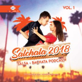 Album Cover Salchata 2018 Vol. 1