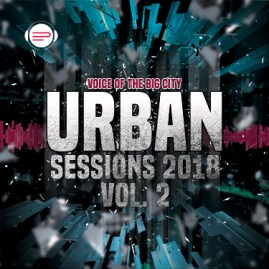 Album Cover Urban Sessions 2018 Vol. 2