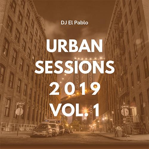 Album Cover Urban Sessions 2019 Vol. 1