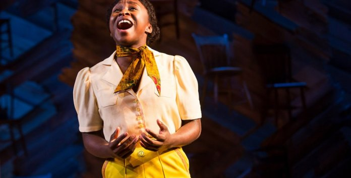 Cynthia erivo en the color purple
