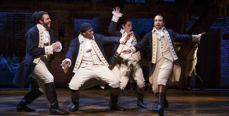 Hamilton tony awards