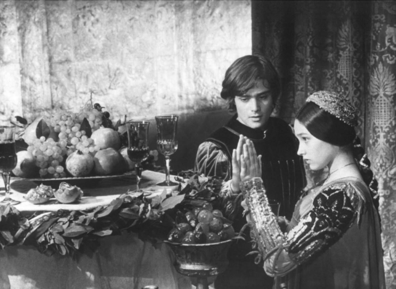 Romeo y julieta amor