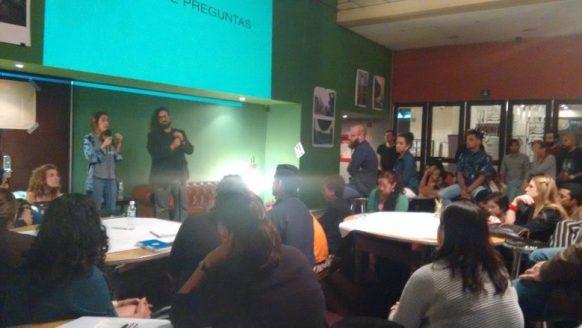 hablar de cultura mesas redondas creativas trasnocho 4x4 producciones