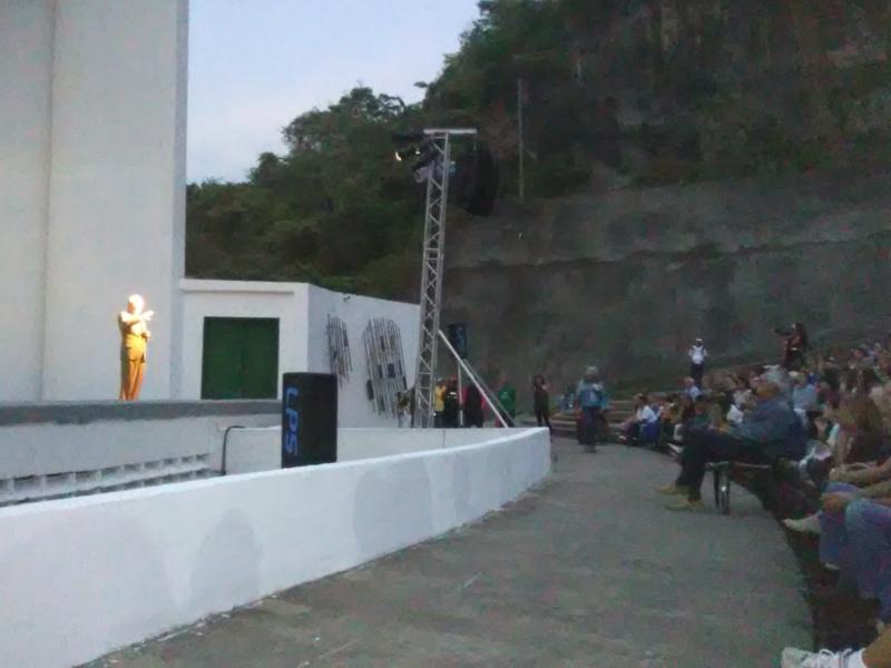 teatro concha acustica
