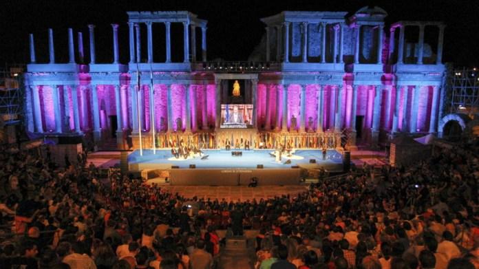 festivales de teatro merida españa