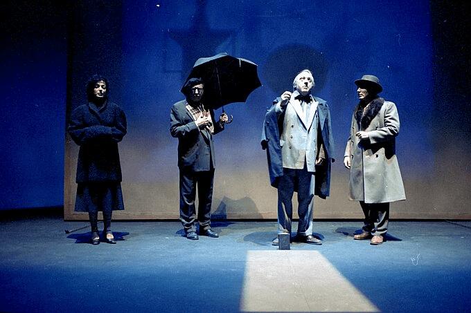 Picasso adora la Maar de Alfonso Plou pinturas arte teatro
