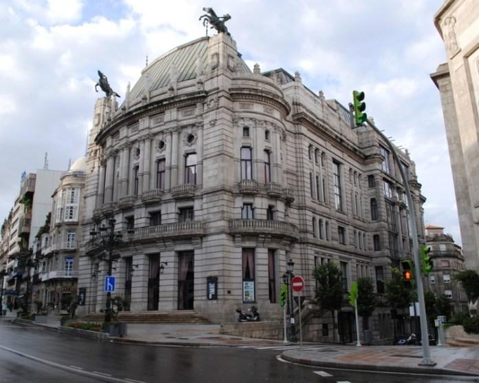 Teatro García Borbón de Vigo
