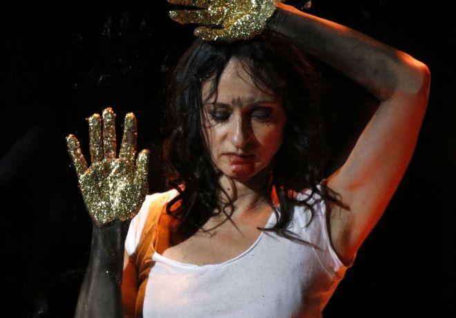 Angélica Liddell Dramaturgas contemporaneas