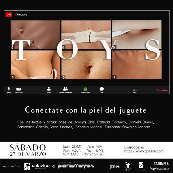 Toys virtual