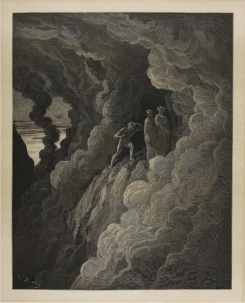 El espejo de Dante y el libre albedrío análisis deDivina comedia Dante Alighieri