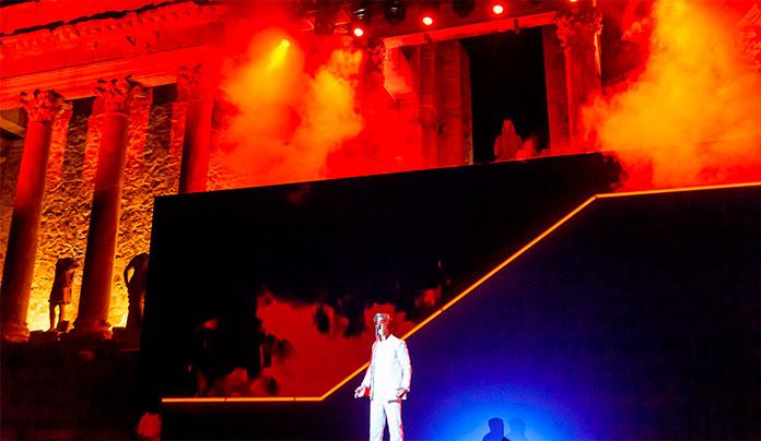 Edipo en el Festival de Mérida en versión de Paco Bezerra