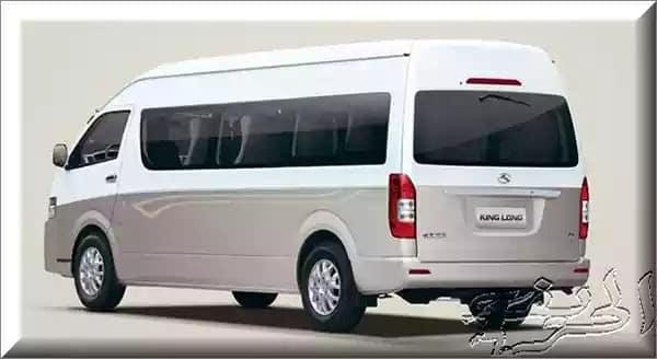 سعر سيارة كينج لونج King Long في مصر 2020 هاي لاين وعادي