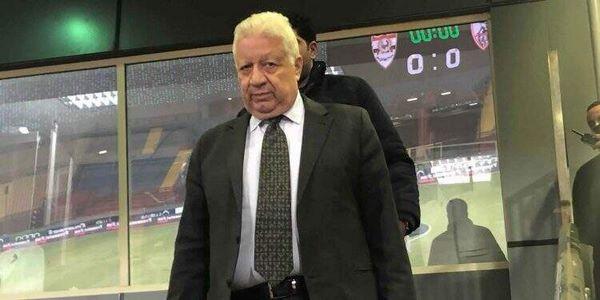 ميدو: قرار عزل مرتضى منصور وافقت عليه الوزارة