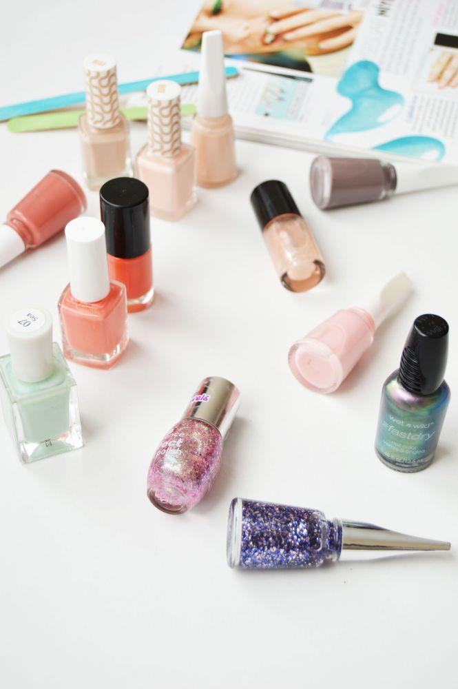 Summer 2016 Nail Polish Trends