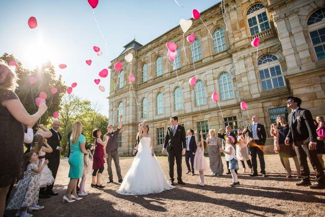 Wedding Decorations - Balloons