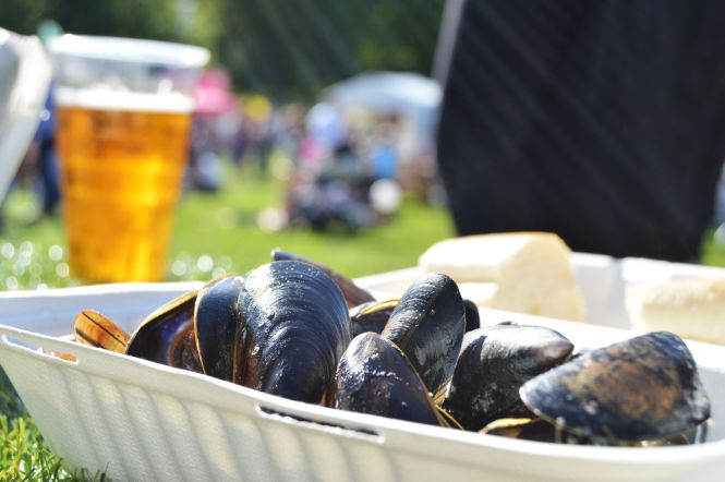 Liverpool Food and Drink Festival is great for tasting so many different food and drinks. You can taste so food from all around the world, food festivals are perfect for it.