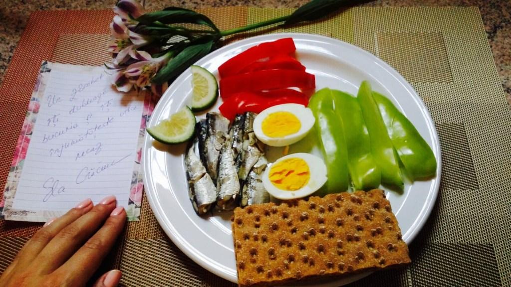 Mic-dejun super-proteic
