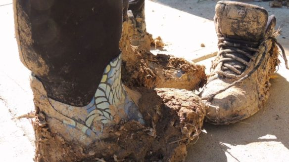 mud boots 0414