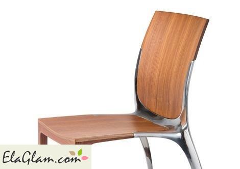 Le sedie in legno di design moderno al prezzo più basso del web! Cerchi Sedia Di Design In Legno E Alluminio Impilabile H18802 Ampia Scelta Su Elaglam It