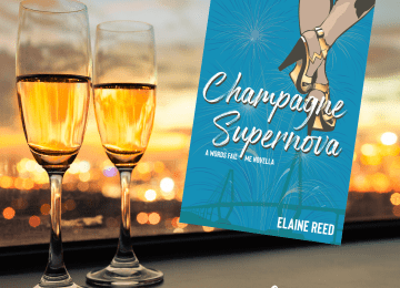 Champagne Supernova - A Words Fail Me Novella