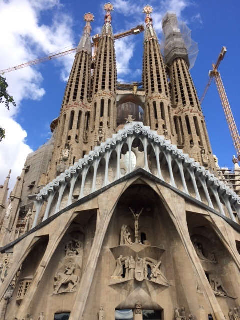 Sagrada Madre in Barcelona