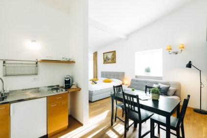 Studio Apartment Lehen4