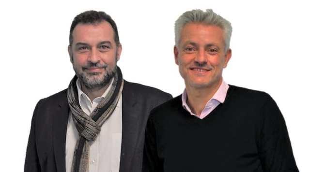 Antonio Garcia et Frédéric Sorbora
