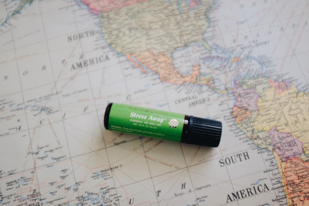 Stress Away Young Living Essential Oils - www.elanaloo.com