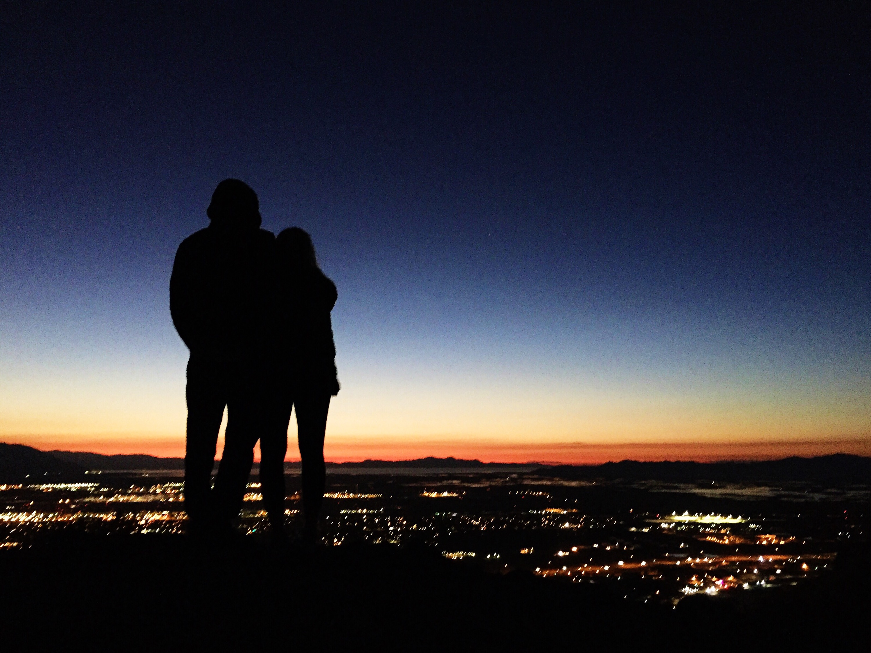 BEST HIKES IN UTAH - Ensign Peak   elanaloo.com