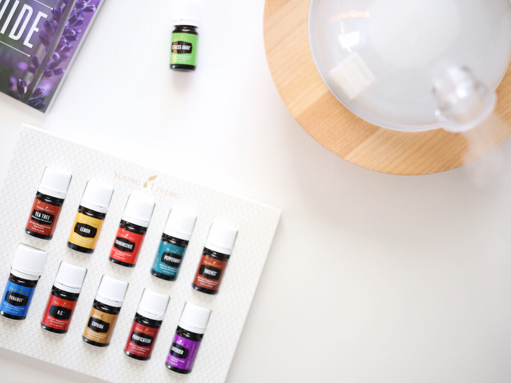 Young Living Aria Starter Kit | elanaloo.com