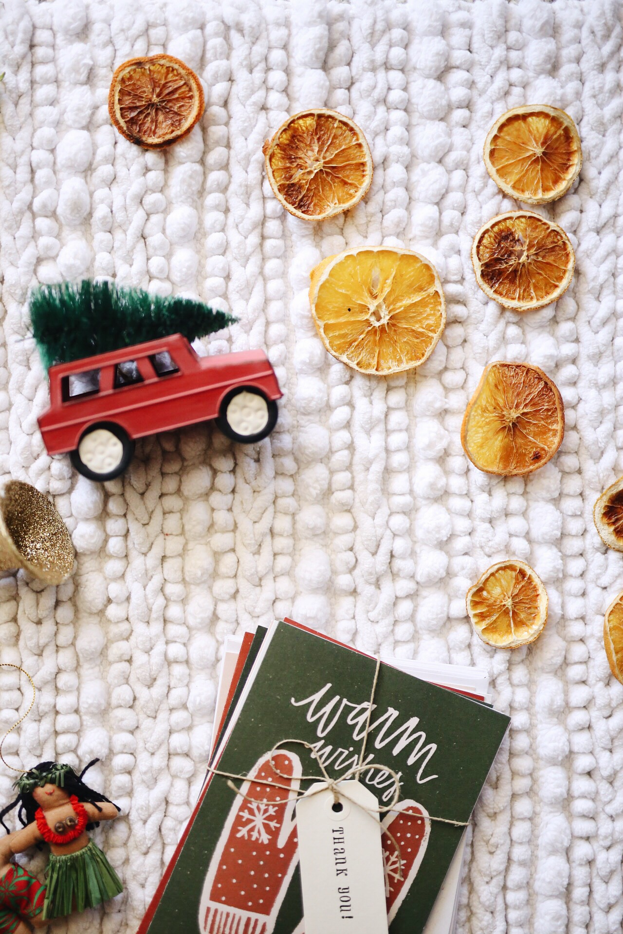 Dried Citrus Ornaments | Vintage Inspired Ornaments | Target Ornaments | elanaloo.com