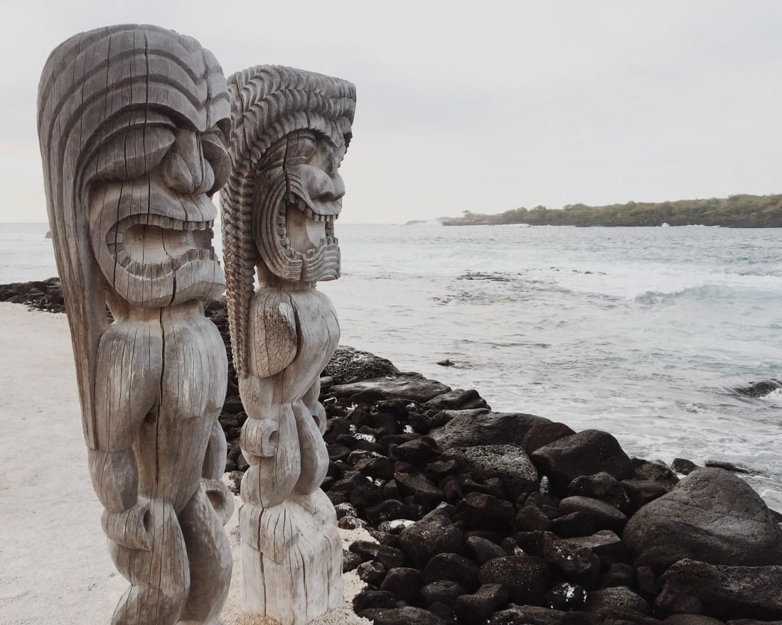 City of Refuge| Best Things To Do In Hawaii | Ultimate Big Island Travel Guide | Hawaii Travel Guide | Kona Hawaii | Hilo Hawaii | Traveling to Hawaii | Things To Do In Hawaii | Vacationing to the Big Island of Hawaii | What To Do On The Big Island of Hawaii | via @elanaloo + elanaloo.com