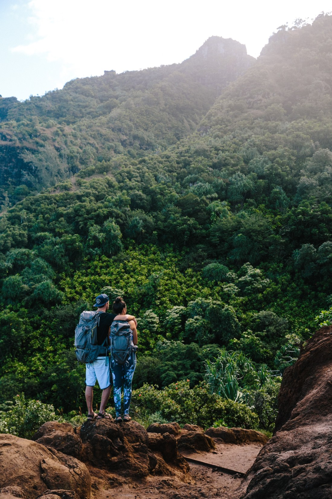 Kalalau Trail Napali Coast, Kauai   Hiking the Na Pali Coast   Travel Guide to Kauai, Hawaii   Travel Tips for Kauai   Packing List for Kauai   Helpful Tips for Traveling to Kauai   Kauai Travel Guide   Hawaii Travel Guide   Why You Should Visit Hawaii   Napali Coast Boat Excursion   Activities To Do in Kauai   Best Vacation Places in the World via @elanaloo + elanaloo.com