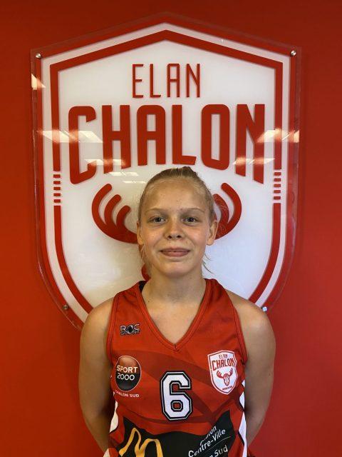 U18F1 Emma CHAPUT