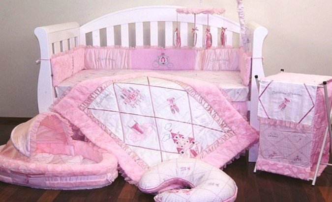 Ballerina Princess Baby Bedding by Amani bebe Ballerina Princess Baby Bedding Set by Amani bebe