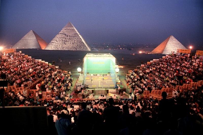 Squash Egypt