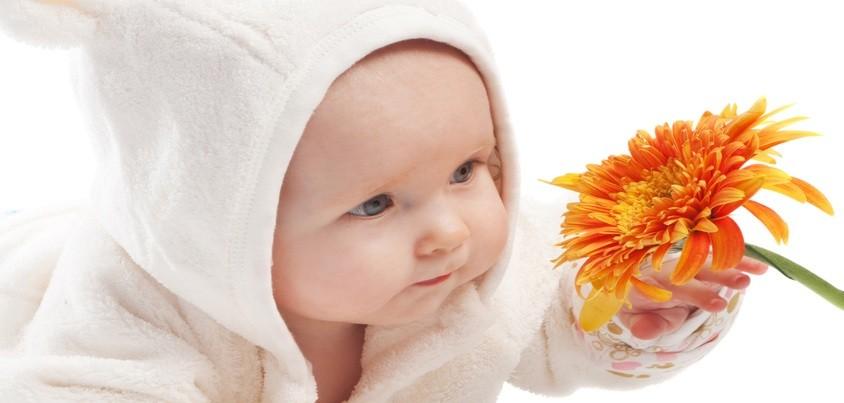 Aromaterapia para bebes