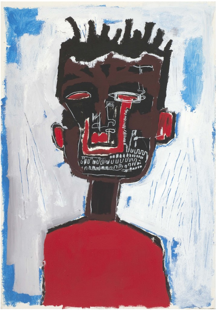 Autorretrato (Self-Portrait), 1984 © Estate of Jean-Michel Basquiat. Licensed by Artestar, New York