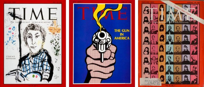 time covers