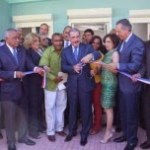 BARAHONA: Presidente Danilo Medina inaugura taller, museo larimar