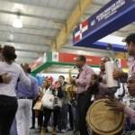 Turismo dominicano participa en feria de Artesania en Colombia.
