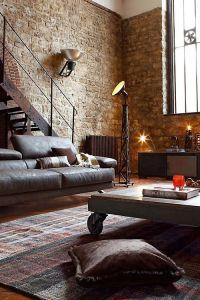 loft-escalera Muebles Vintage Restaurados y a Medida