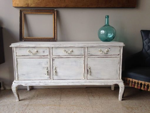 Muebles restaurados muebles industriales a medida - Muebles restaurados vintage ...