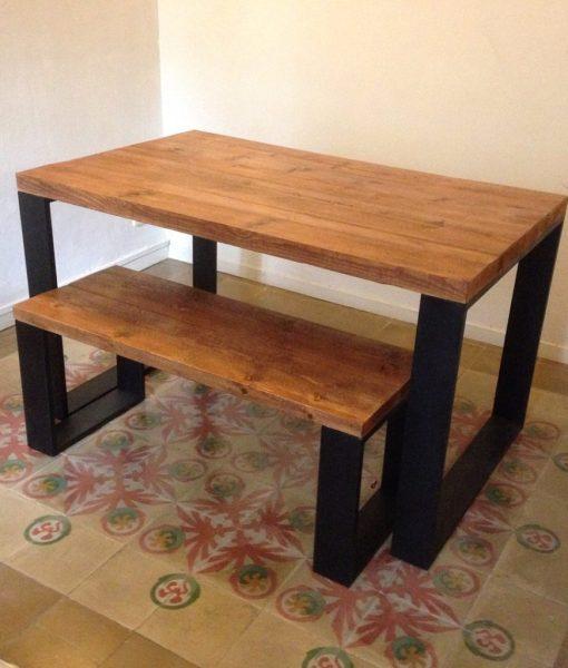 Muebles a medida muebles industriales a medida - Mesas estilo industrial baratas ...