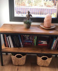 Muebles vintage muebles estilo industrial a medida el for Libreria estilo industrial