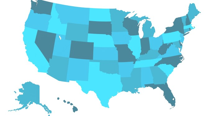 The status of independent physicians by state