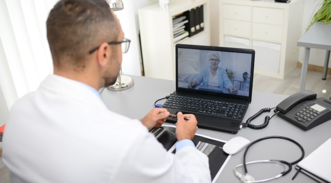 COVID-19 and telemedicine services for independent practices